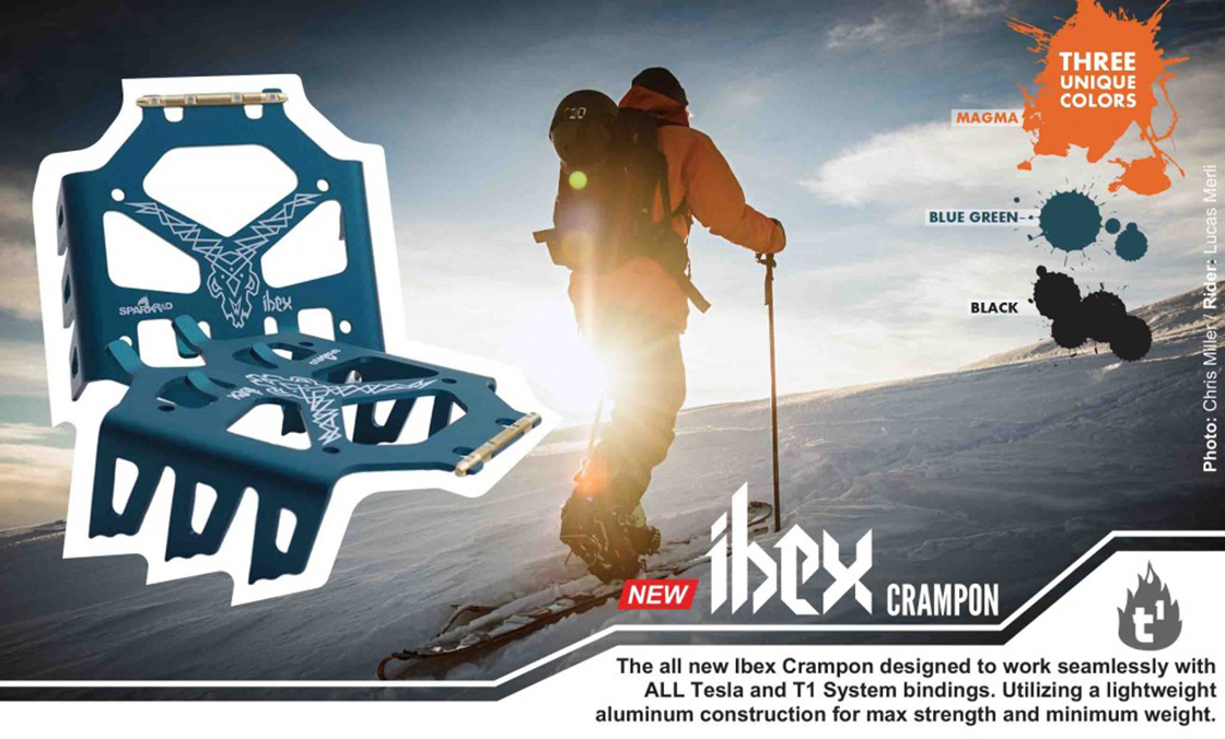 Spark crampons new