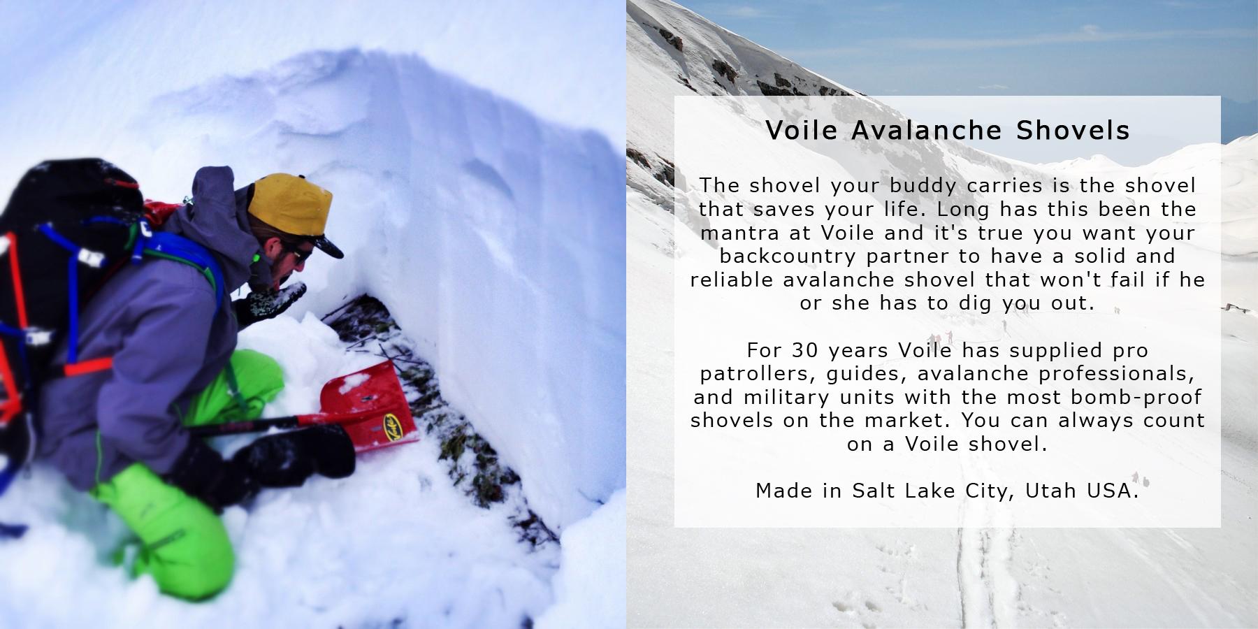 shovels voile